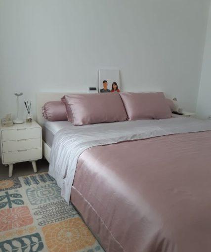 silk - dusty pink 3